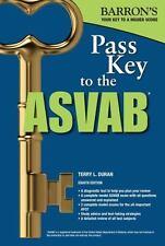 Pass Key to the ASVAB, 8th Edition (Pass Key to the Asvab (Barron's)), Duran, Te