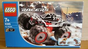 """LEGO RACERS 8385 """"EXO STEALTH"""""""