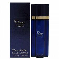 Oscar De La Renta Blue Velvet Eau De Parfum Femmes Neuf 100ml
