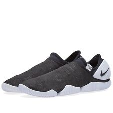 NIKE AQUA SOCK 360 WATER SHOES NEW SZ 10 US 885105-001 BLACK WHITE QS DS