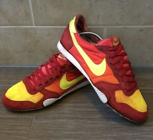 Vintage Nike Flame Runners 1984 * Omega Flame