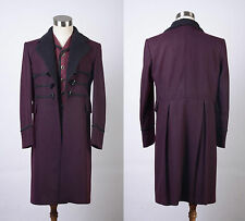 11th Dr. Purple Frock Coat FULL set Custume