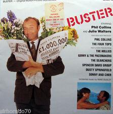 BUSTER Soundtrack LP - Phil Collins