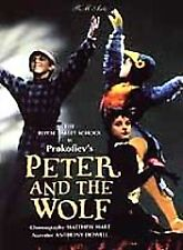 Peter And The Wolf: Prokofiev (Dvd, 2001)