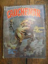 Cauchemar n° 1  bandes dessinées pour adultes 1972