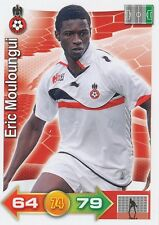 ERIC MOULOUNGUI # GABON OGC.NICE CARD PANINI ADRENALYN 2012