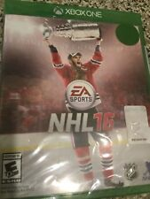 Xbox One NHL 16 (Microsoft Xbox One) Brand New FREE SHIPPING