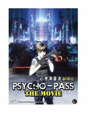 DVD Psycho-Pass The Movie ( English SUB ) + Free Shipping