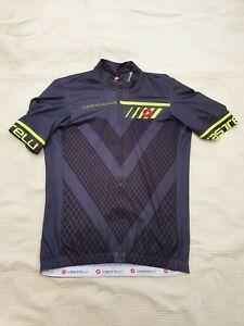 Castelli Full Zip Cycling Jersey - Size XL