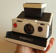SX-70 Model 2 Polaroid camera (vintage) TESTED & NEW Skin