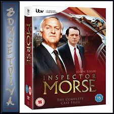 INSPECTOR MORSE - COMPLETE CASE FILES COLLECTION *BRAND NEW DVD BOXSET**