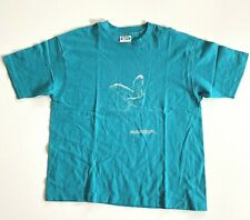 New listing Vintage Green Peace Dolphin T-Shirt Size Xl 80s Hanes Single Stitch Deadstock