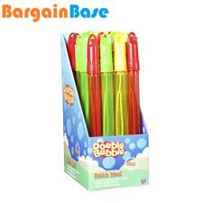 Bubble Swords Kids Bubbles summer fun Childrens Party Bubbles wholesale 4 to 48