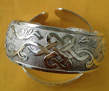 SACRED LUCK LOVE & PROTECTION SILVER FASHION BRACELET BLESSED BY MIRACLE MONKS18