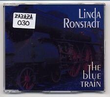 Linda Ronstadt Maxi-CD The Blue Train - 3-track promo CD - PRO 992