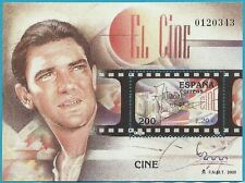 Spanien aus 2000 ** postfrisch Block 88 MiNr.3591 - Antonio Banderas!