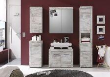 Badmöbelsets mit Waschbeckenunterschrank im Shabby-Stil ...