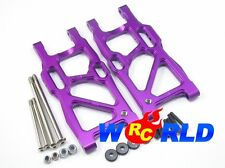 ALLOY REAR LOWER SUSPENSION ARM P OFNA HOBAO HYPER 7 TQ TQ2 BUGGY