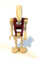 LEGO Star Wars Personaggio Battle Droid Security si adatta 9509 9494 7662 75058 9515 7929