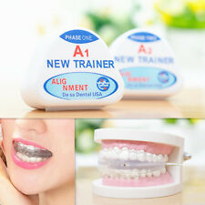 2Box Teeth Corrector Orthodontic Retainer Soft+Hard Two Phases Straightening
