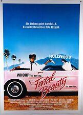 FATAL BEAUTY Whoopi Goldberg, Sam Elliott - Filmplakat DIN A1