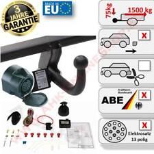 AHK Fiat Doblo Bj 2001-2009 Kasten Kombi Anhängevorrichtung Anhängerkupplung NEU