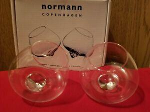 NORMANN COPENHAGEN LIQUEUR GLASSES