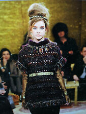 Chanel 11A NEW TAGS Paris-Byzance Tweed Burgundy Gold Multicolor Tunic FR34 $9K