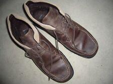 Damen STiefeletten Boots Stiefel Gr 42 braun warm top Leder robust v. Rohde