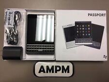 BlackBerry Passport SQW100 (AT&T) GSM Unlocked Smartphone 32GB LTE Refurbished