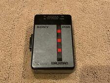 Vintage Sony Walkman WM-AF22 Radio Cassette Player