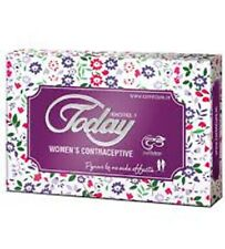 Today Contraceptive For Women 5 Pessaries Each Pack Safe. Sure. Satisfying.