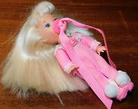 MINI BARBIE baby kid enfant fille fillette POUPEE Mattel 1994 DOLL PUPPE toys