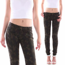 Ripped/frayed Damen-Jeans