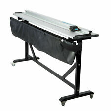 40 Inch Paper Trimmer Cutter Machine With Support Stand Large Format