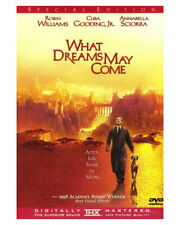 What Dreams May Come Dvd Movie Robin Williams Cuba Gooding Jr Annabella Sciorra