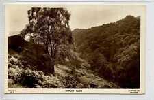 (Gt420-432) Real Photo of SHIPLEY GLEN, Baildon, Saltaire c1930 Unused VG