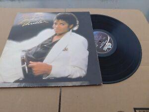 Michael Jackson Thriller Vinyl LP Record