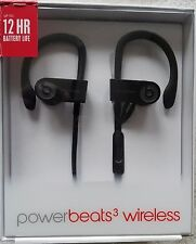 BRAND NEW Beats by Dr. Dre Powerbeats3 Wireless Ear-Hook Headphones - Black