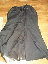Children's Black Cape Great for dress up or halloween