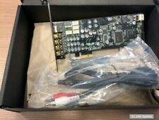 ASUS Xonar DX / XD 90-YAA060-1UAN0BZ PCIe Low Profile Soundkarte, NEUW.