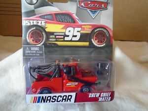 Disney Pixar Cars - Crew Chief Mater - 2021 New release - Nascar Collection