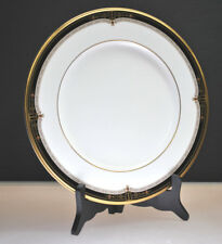"""NEW W/O TAGS NORITAKE GOLD & SABLE DINNER PLATE 10-7/8"""" (1-PLATE) #9758"""