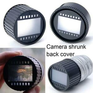 Imageable Lens Cap for sony E-mount / M-mount Camera Protective Cover x 1P