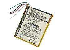 3.7V battery for Microsoft Zune HSA-00029, Zune Flash, Zune HVA-00005, Zune 8GB