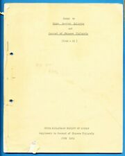 Journal of Chinese Philately, Index to China section bulletin, 1944-62, 46 pp