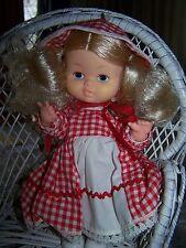 Vintage Plastic & Vinyl 9� Doll