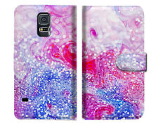 Dream wave Mandala Wallet Case Cover For Samsung Galaxy S5 - A030