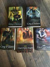 The Mortal Instruments: City If Bones 1-5