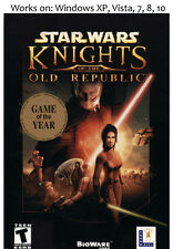 Star Wars Knights of the Old Republic PC Game
